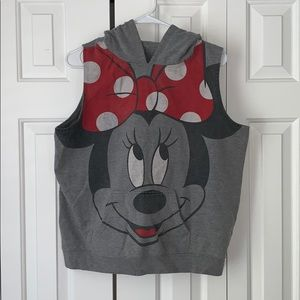 Women's Minnie Mouse Hoodie